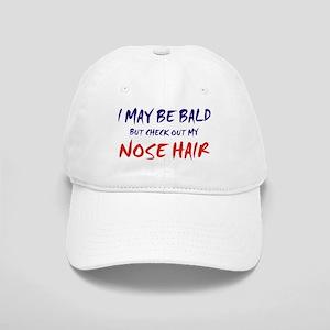 Bald nose hair Cap