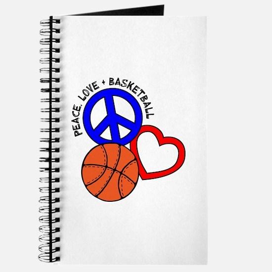 PEACE, LOVE, B-BALL Journal