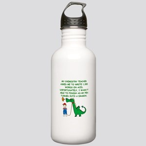 chemistry Water Bottle