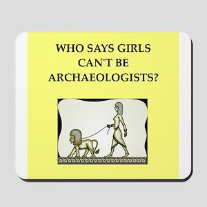 archaeology Mousepad