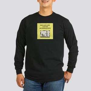 archaeology Long Sleeve T-Shirt