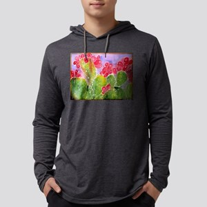 Cactus! Southwest art! Long Sleeve T-Shirt