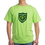 USS CONNOLE Green T-Shirt