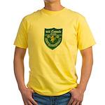 USS CONNOLE Yellow T-Shirt