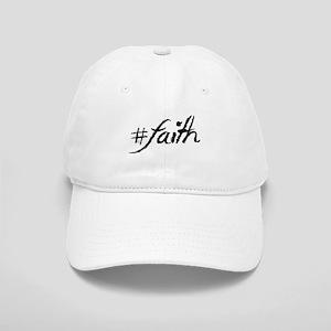#Faith Baseball Cap