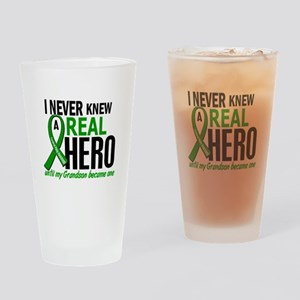 Cerebral Palsy Real Hero 2 Drinking Glass