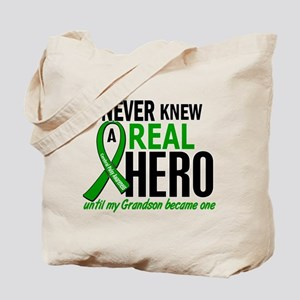 Cerebral Palsy Real Hero 2 Tote Bag