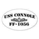 USS CONNOLE Sticker (Oval)