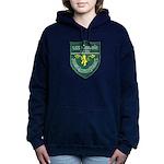 USS CONNOLE Women's Hooded Sweatshirt
