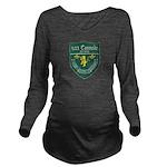 USS CONNOLE Long Sleeve Maternity T-Shirt