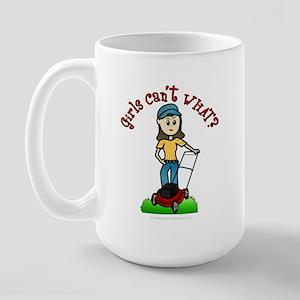 Light Lawn Professional Large Mug