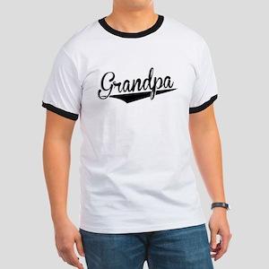 Grandpa, Retro, T-Shirt
