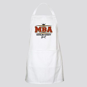 MBA Barbecue BBQ Apron