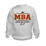MBA Barbecue Kids Sweatshirt