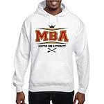 MBA Barbecue Hooded Sweatshirt