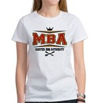 MBA Barbecue Women's T-Shirt