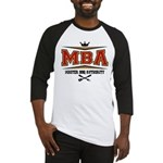 MBA Barbecue Baseball Jersey