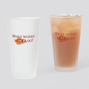 Medea Drinking Glass
