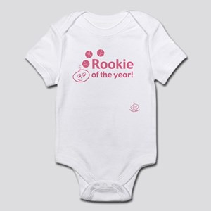 rookieyear7x7pinkba... Body Suit