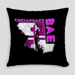 Chesapeake Bae 1 Everyday Pillow