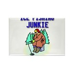 IceFishingJunkie Magnets