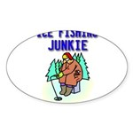 IceFishingJunkie Sticker