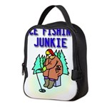 IceFishingJunkie Neoprene Lunch Bag