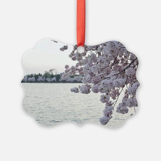 Cherry Blossoms Ornament