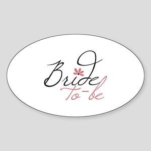 Bride to - be Sticker