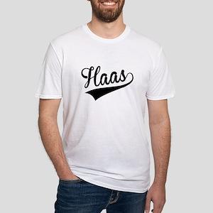 Haas, Retro, T-Shirt