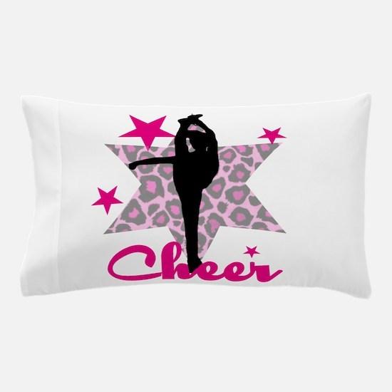 Pink Cheerleader Pillow Case