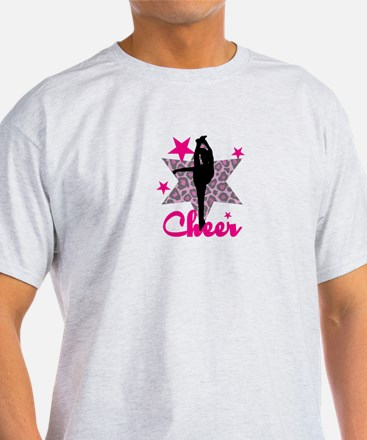 Pink Cheerleader T-Shirt