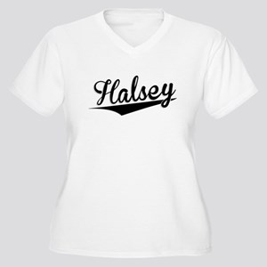 2491811ca Halsey Nebraska Women's Plus Size T-Shirts - CafePress