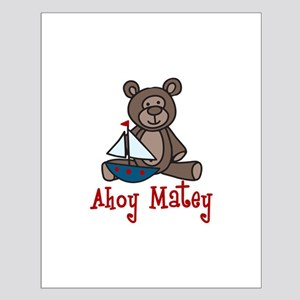 Ahoy Matey Posters