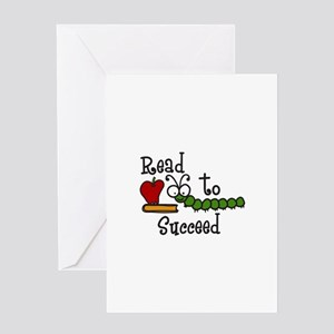 Read to Succeed Greeting Cards