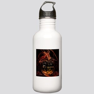 Beautiful heart Water Bottle