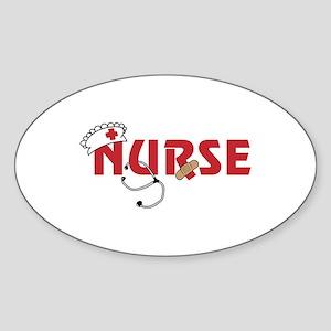 Nurse Sticker