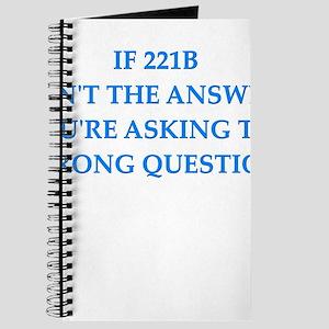 221b Journal