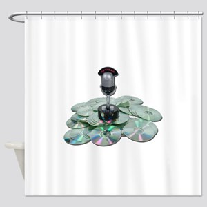 SavedBroadcasts042211 Shower Curtain