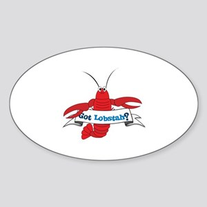 Got Lobstah? Sticker
