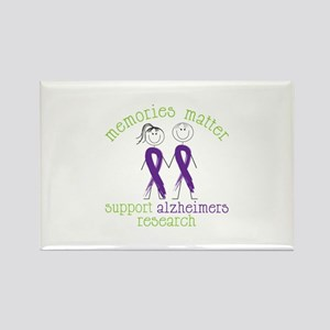 Memories Matter Support Alzheimers Research Magnet
