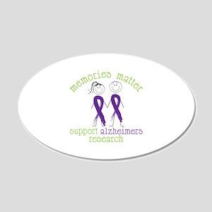 Memories Matter Support Alzheimers Research Wall D