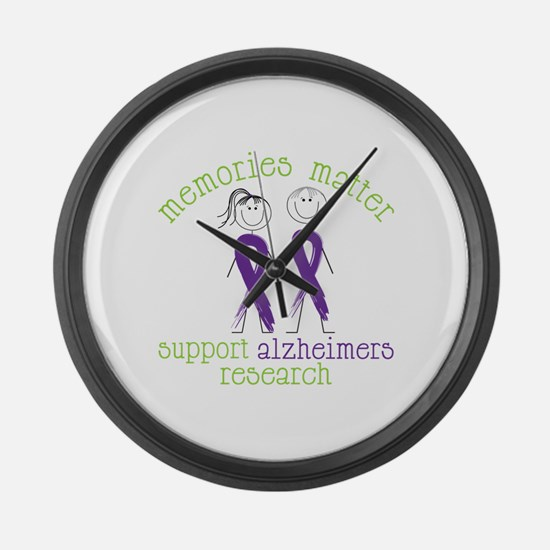 Memories Matter Support Alzheimers Research Large