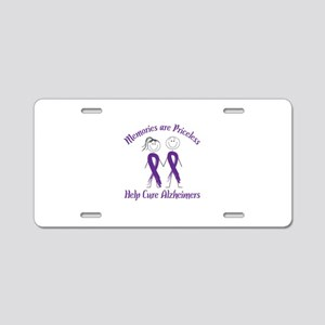 Memories are Priceless Help Cure Alzheimers Alumin
