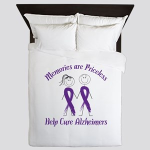 Memories are Priceless Help Cure Alzheimers Queen