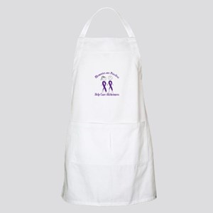 Memories are Priceless Help Cure Alzheimers Apron