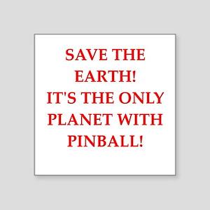 pinball Sticker