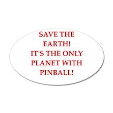 pinball Wall Decal