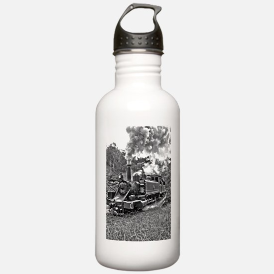 Cute Engine Water Bottle