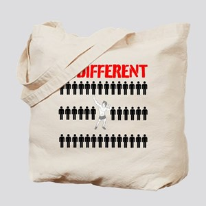 Zyzz Be Different Tote Bag